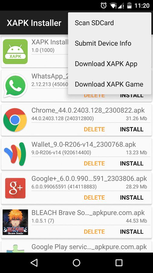 XAPK Installer (Tool cài đặt xapk nhanh chóng)