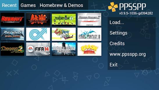 PPSSPP Gold – Trình giả lập PSP tốt nhất cho android