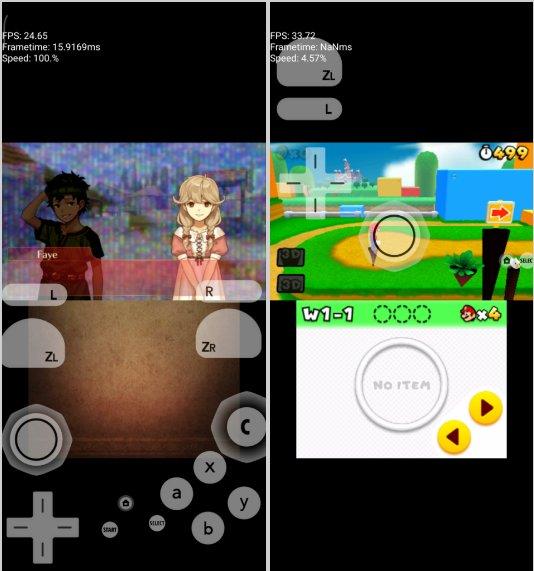 Citra MMJ APK (Giả lập 3DS cho Android)