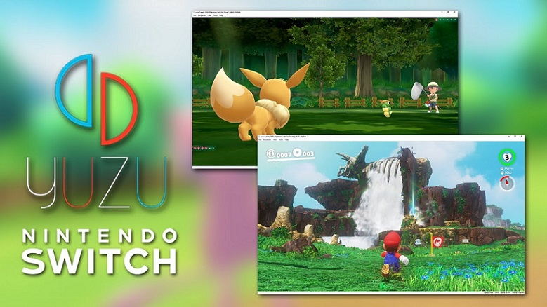 Yuzu Emulator – Giả lập nintendo switch cho PC