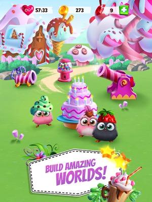 Angry Birds Match 3 [Mod] – Vô Hạn Tiền