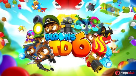Bloons TD 6 [Mod] – Vô Hạn Tiền