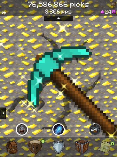 PickCrafter [Mod] - Vô Hạn Tiền