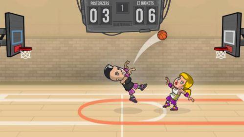 Basketball Battle [Mod] - Vô Hạn Tiền