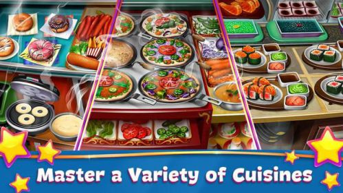 Cooking Fever [Mod] – Vô Hạn Tiền, Ngọc
