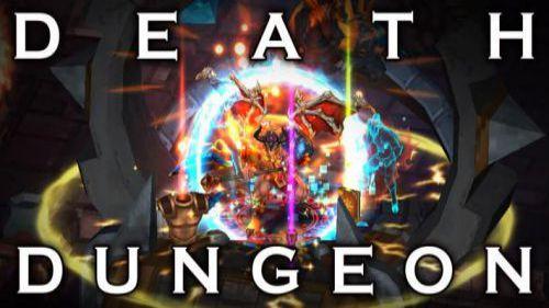Death Dungeon [Mod] – God Mode, Sát Thương