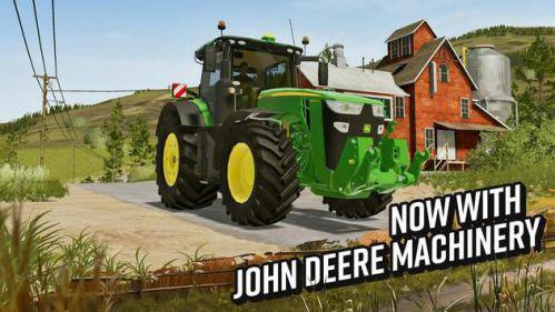 Farming Simulator 20 [Mod] – Vô Hạn Tiền