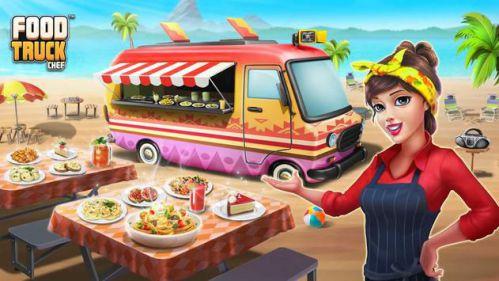 Food Truck Chef [Mod] – Vô Hạn Tiền