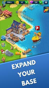 Idle Pirate Tycoon [Mod] – Vô Hạn Xu