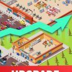 Idle Supermarket Tycoon [Mod] - Vô Hạn Tiền