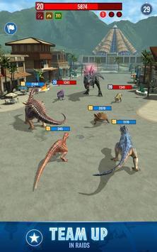 Jurassic World Alive [Mod] - Vô Hạn Pin