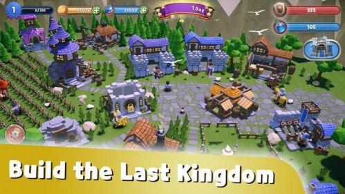 Last Kingdom: Defense [Mod] - Vô Hạn Vàng, Kim Cương