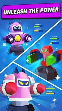 Merge Tower Bots [Mod] – Vô Hạn Kim Cương