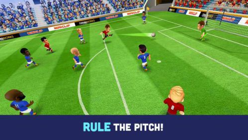 Mini Football [Mod] – Tăng Tốc