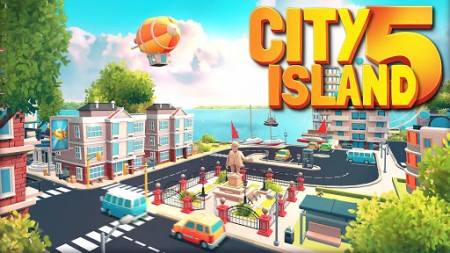 City Island 5 [Mod] – Vô Hạn Tiền
