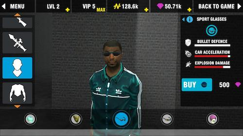 Real Gangster Crime [Mod] - Vô Hạn Tiền