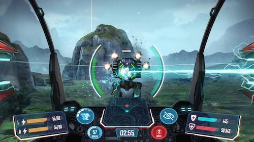 Robot Warfare [Mod] – Vô Hạn Đạn