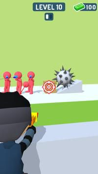 Sniper Runner [Mod] – Vô Hạn Tiền