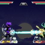 Stickman Shadow: Rồng chiến Fighting game [Mod] - Bất Động