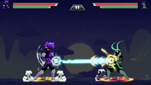 Stickman Shadow: Rồng chiến Fighting game [Mod] – Bất Động