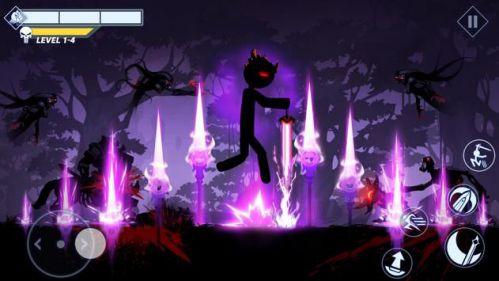Supreme Stickman Shadow Legends: Sword Fight Games [Mod] – Mua Hàng Miễn Phí