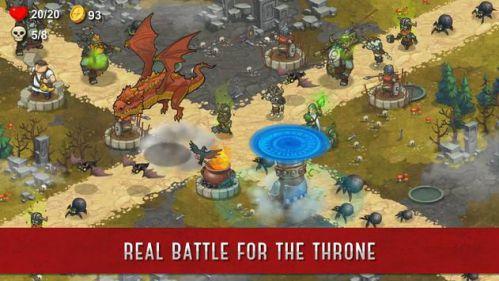 Throne Offline [Mod] – Vô Hạn Tiền, Kim Cương