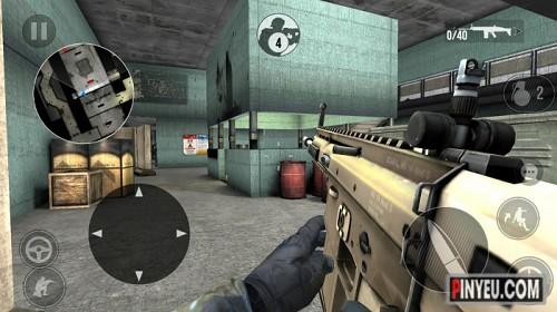 Bullet Force [Mod] – Vô Hạn Đạn