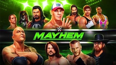 WWE Mayhem [Mod] – Vô Hạn Tiền