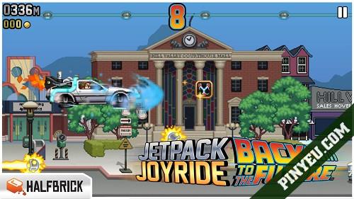 Jetpack Joyride [Mod] – Vô Hạn Tiền