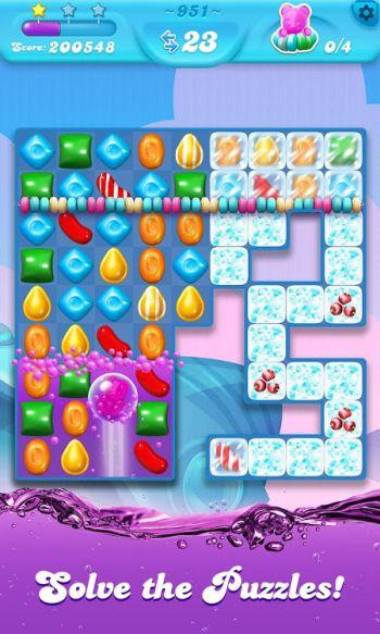 Candy Crush Soda Saga [Mod] – Mở Khóa