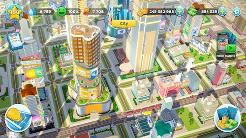 Citytopia [Mod] – Vô Hạn Tiền, Vàng
