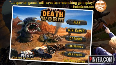 Death Worm [Mod] – Vô Hạn Tiền