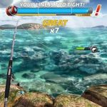 Fishing Clash [Mod] - Big Combo
