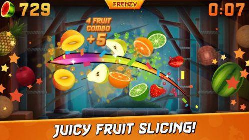Fruit Ninja 2 [Mod] – Vô Hạn Tiền