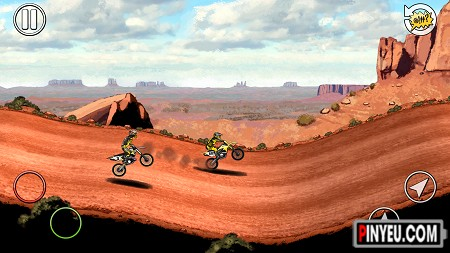 Mad Skills Motocross 2 [Mod] – Tên Lửa, Mở Khóa