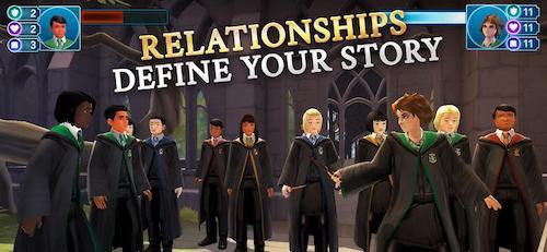 Harry Potter: Hogwarts Mystery [Mod] – Vô Hạn Năng Lượng
