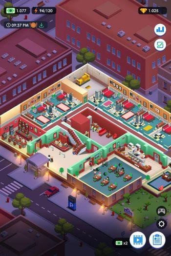 Hotel Empire Tycoon [Mod] – Vô Hạn Tiền