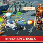 Idle Arena - Clicker Heroes Battle [Mod] - Vô hạn Tiền