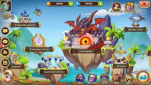 Idle Heroes [Mod] – VIP 13, Private Server