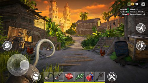 Last Pirate: Island Survival [Mod] - Vô Hạn Tiền, Bất Tử