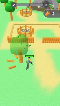 Lumbercraft [Mod] – Vô Hạn Tiền