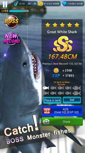 Monster Fishing 2021 [Mod] – Vô Hạn Tiền