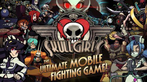 Skullgirls [Mod] – Hồi chiêu kỹ năng