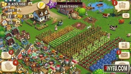 FarmVille 2: Country Escape [Mod] – Mua Sắm Miễn Phí