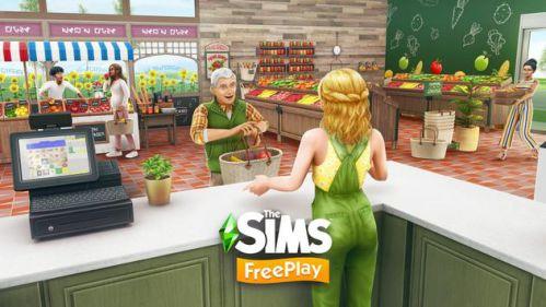 The Sims FreePlay [Mod] – Vô Hạn Tất Cả