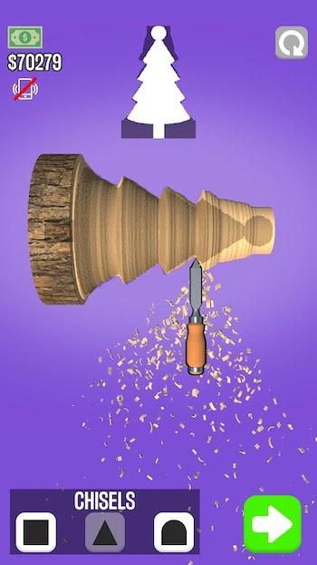 Woodturning [Mod] – Vô Hạn Tiền