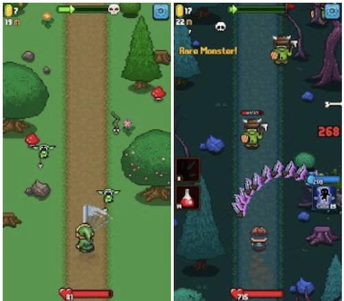 Dash Quest [Mod] – Vô Hạn Tiền