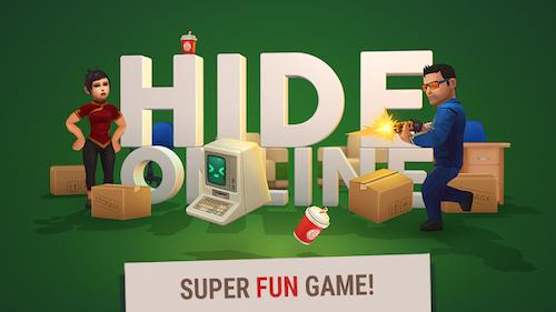 Hide Online [Mod] – Vô Hạn Đạn, God mode