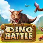 Dino Battle [Mod] - Vô Hạn Vàng, Kim Cương