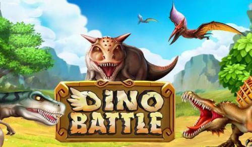 Dino Battle [Mod] – Vô Hạn Vàng, Kim Cương